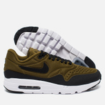Мужские кроссовки Nike Air Max 1 Ultra SE Black/Olive Flak/White фото- 1