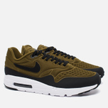 Мужские кроссовки Nike Air Max 1 Ultra SE Black/Olive Flak/White фото- 2