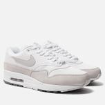 Мужские кроссовки Nike Air Max 1 White/Pure Platinum/Cool Grey фото- 2