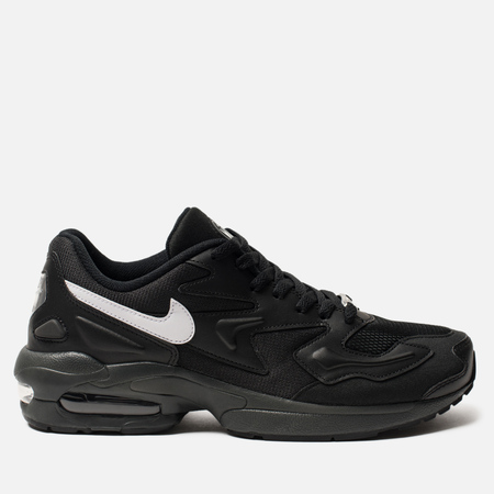 Мужские кроссовки Nike Air Max 2 Light Black/White/Anthracite