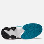 Мужские кроссовки Nike Air Max 2 Light White/Black/Blue Lagoon/Laser Orange фото- 4