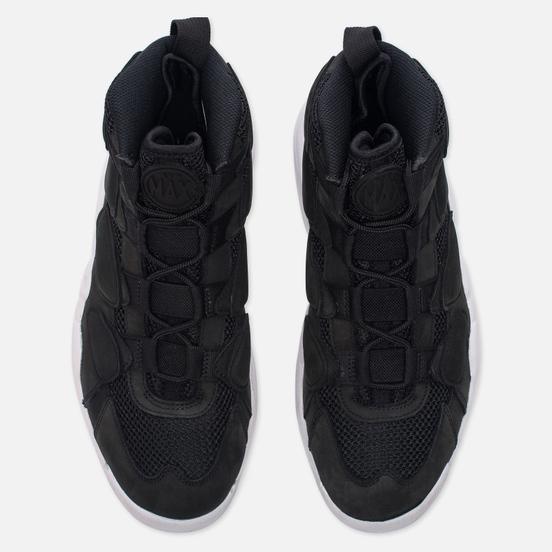 Мужские кроссовки Nike Air Max 2 Uptempo QS Black/Black/White