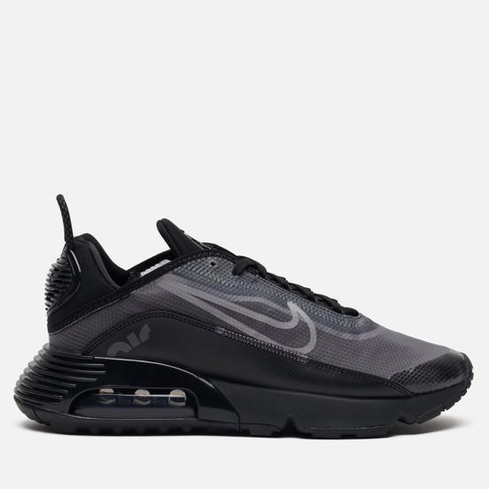 Мужские кроссовки Nike Air Max 2090 Black/White/Wolf Grey/Anthracite