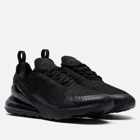 Мужские кроссовки Nike Air Max 270 Black/Black/Black