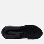 Мужские кроссовки Nike Air Max 270 Black/Black/Black фото- 4