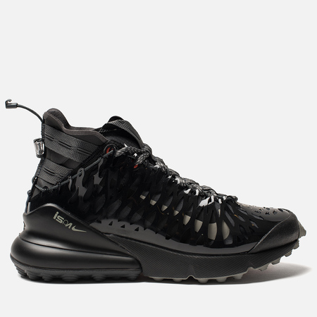 Мужские кроссовки Nike Air Max 270 ISPA Black/Anthracite/Dark Stucco