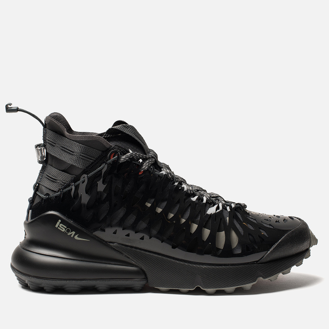 Кроссовки Nike Air Max 270 ISPA Black/Anthracite/Dark Stucco