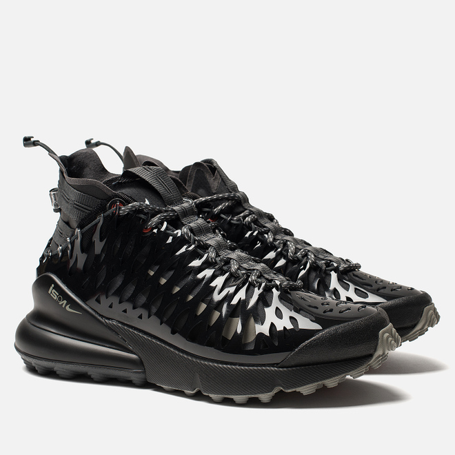 Кроссовки Nike Air Max 270 ISPA Black/Anthracite/Dark Stucco