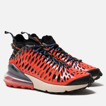 62174758a0f Кроссовки Nike Air Max 270 ISPA Blue Void/Black/Terra Orange/Oatmeal фото