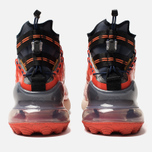 Кроссовки Nike Air Max 270 ISPA Blue Void/Black/Terra Orange/Oatmeal фото- 3