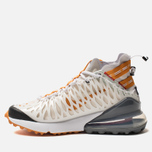 Кроссовки Nike Air Max 270 ISPA White/Ghost Aqua/Amber Rise/Light Crimson фото- 1
