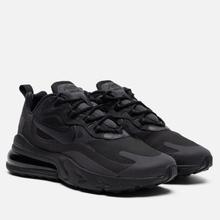 Мужские кроссовки Nike Air Max 270 React Black/Oil Grey/Oil Grey/Black фото- 0
