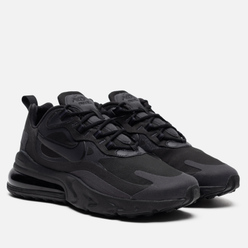 Мужские кроссовки Nike Air Max 270 React Black/Oil Grey/Oil Grey/Black