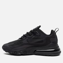 Мужские кроссовки Nike Air Max 270 React Black/Oil Grey/Oil Grey/Black фото- 5