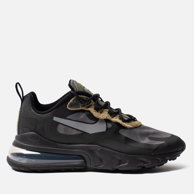Мужские кроссовки Nike Air Max 270 React Black/White/Anthracite