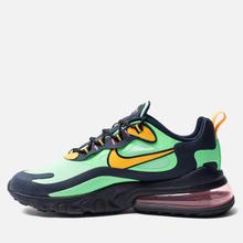 Мужские кроссовки Nike Air Max 270 React Electro Green/Yellow Ochre/Obsidian фото- 5