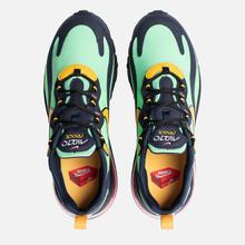 Мужские кроссовки Nike Air Max 270 React Electro Green/Yellow Ochre/Obsidian фото- 1