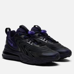 Мужские кроссовки Nike Air Max 270 React ENG Black/Sapphire/Obsidian