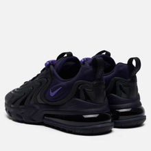 Мужские кроссовки Nike Air Max 270 React ENG Black/Sapphire/Obsidian фото- 2