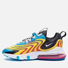 Мужские кроссовки Nike Air Max 270 React ENG Laser Blue/White/Anthracite/Watermelon фото- 5