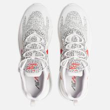 Мужские кроссовки Nike Air Max 270 React Neutral Grey/University Red/Light Graphite фото- 1