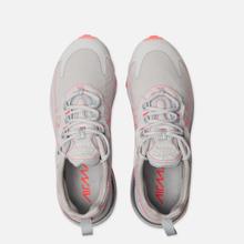 Мужские кроссовки Nike Air Max 270 React SP White/White/Flash Crimson фото- 1
