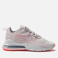 Мужские кроссовки Nike Air Max 270 React SP White/White/Flash Crimson фото- 3