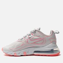 Мужские кроссовки Nike Air Max 270 React SP White/White/Flash Crimson фото- 5