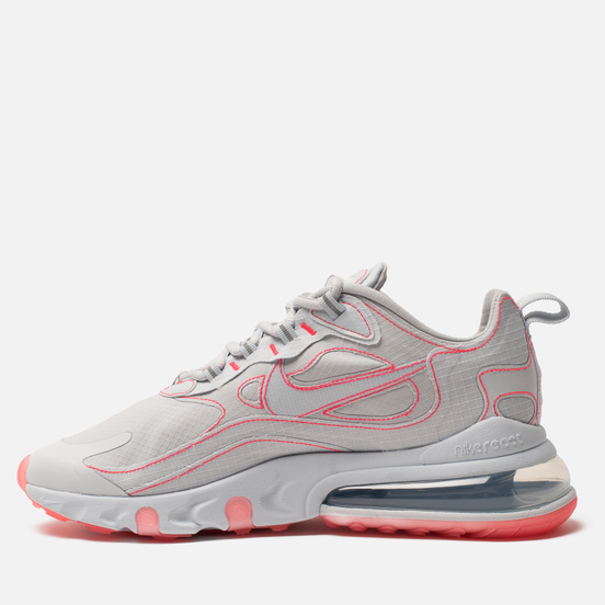 Мужские кроссовки Nike Air Max 270 React SP White/White/Flash Crimson
