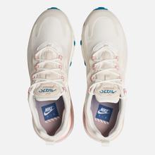 Мужские кроссовки Nike Air Max 270 React Summit White/Ghost Aqua/Phantom фото- 1