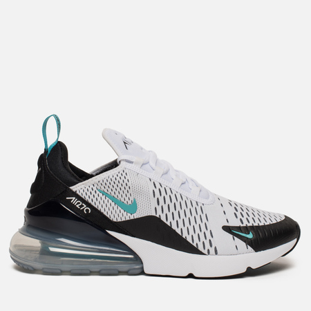 Мужские кроссовки Nike Air Max 270 White/Dusty Cactus/Black