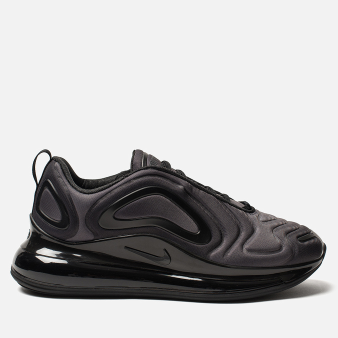 Мужские кроссовки Nike Air Max 720 Black/Black/Anthracite