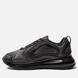 Мужские кроссовки Nike Air Max 720 Black/Black/Anthracite фото- 1
