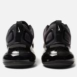 Мужские кроссовки Nike Air Max 720 Black/Black/Anthracite фото- 3