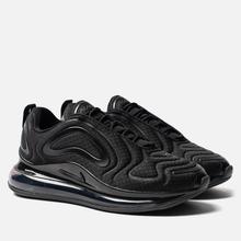 Мужские кроссовки Nike Air Max 720 Black/Black/Black/Anthracite фото- 0