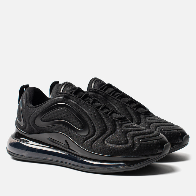 Мужские кроссовки Nike Air Max 720 Black/Black/Black/Anthracite