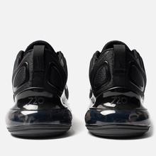 Мужские кроссовки Nike Air Max 720 Black/Black/Black/Anthracite фото- 3