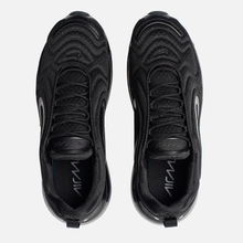 Мужские кроссовки Nike Air Max 720 Black/Black/Black/Anthracite фото- 1