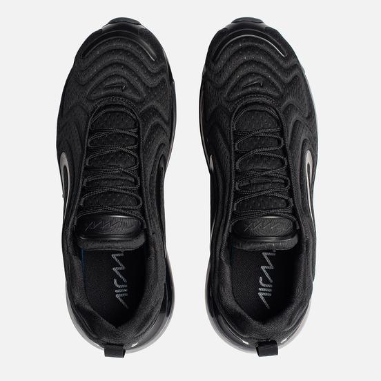 Мужские кроссовки Nike Air Max 720 Black/Black/Black/Anthracite