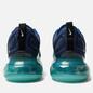 Мужские кроссовки Nike Air Max 720 Deep Royal Blue/Black/Hyper Jade фото - 2