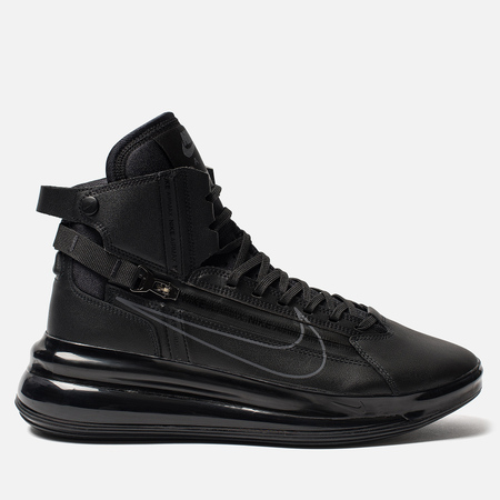 Мужские кроссовки Nike Air Max 720 Saturn Black/Dark Grey
