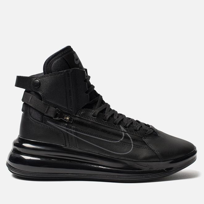Мужские кроссовки Nike Air Max 720 Saturn Black/Dark Grey