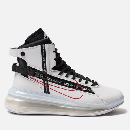 Мужские кроссовки Nike Air Max 720 Saturn White/Black/University Red