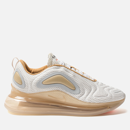 Мужские кроссовки Nike Air Max 720 White/Anthracite/Pale Vanilla