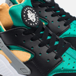 Мужские кроссовки Nike Air Huarache Black/Green/Yellow/White фото- 5