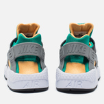 Мужские кроссовки Nike Air Huarache Black/Green/Yellow/White фото- 3