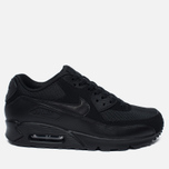 Мужские кроссовки Nike Air Max 90 Essential Triple Black фото- 0
