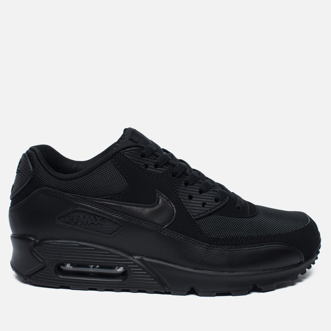 Мужские кроссовки Nike Air Max 90 Essential Triple Black