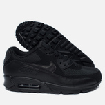 Мужские кроссовки Nike Air Max 90 Essential Triple Black фото- 2