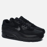 Мужские кроссовки Nike Air Max 90 Essential Triple Black фото- 1